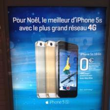 Bouygues—免费得iPhone5s?